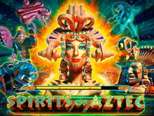 Spirits of Aztec - автоматы на деньги