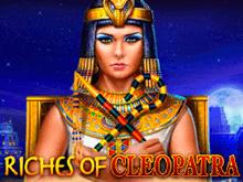 Riches of Cleopatra игра на деньги