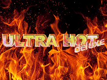 онлайн слоты Ultra Hot Deluxe